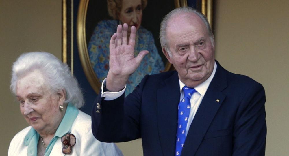 离开西班牙的胡安∙卡洛斯国王可能会在九月回国