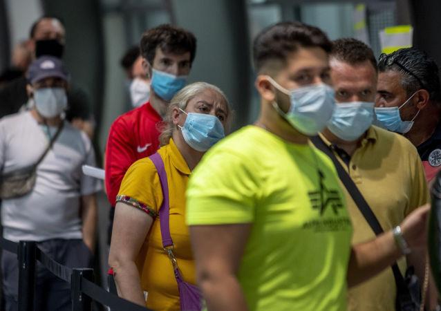 德国单日新增新冠病毒感染病例超2.1万例