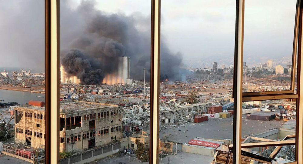 贝鲁特爆炸