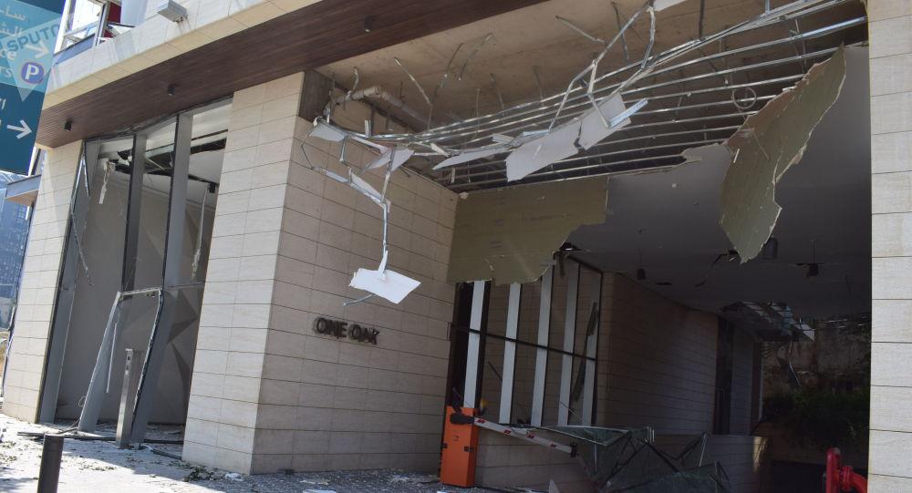 近百名联合国工作人员及其家属在贝鲁特大爆炸中受伤