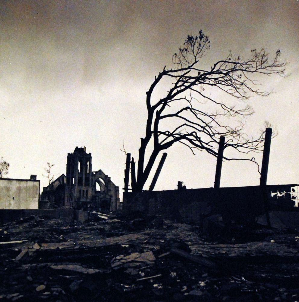 轰炸广岛和长崎:世代相传的痛