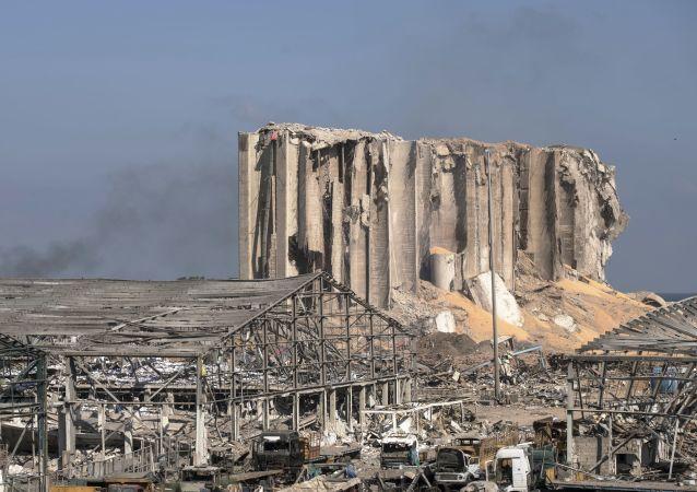 黎巴嫩政府:贝鲁特港口爆炸案死亡人数升至190人