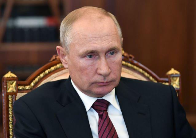 普京宣布,首款新冠疫苗在俄注册