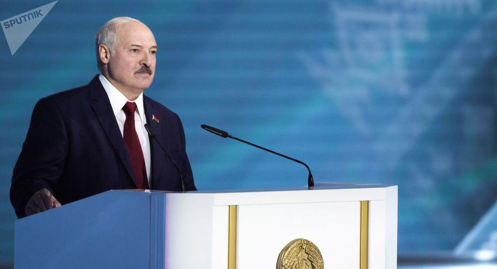 白俄总统卢卡申科