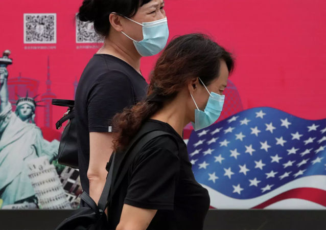 俄媒:美国在对华关系上掉进了自己挖的陷阱
