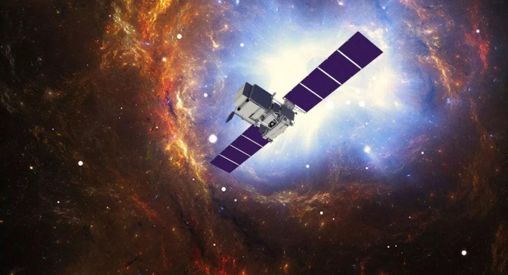 """""""伽马-400""""空间观测站"""