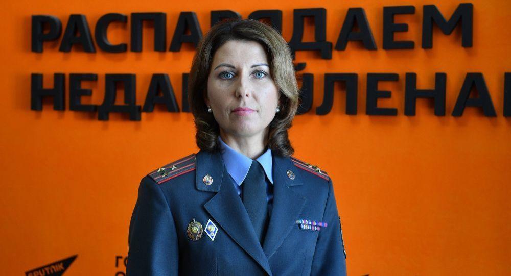 奥莉加∙切莫达诺娃