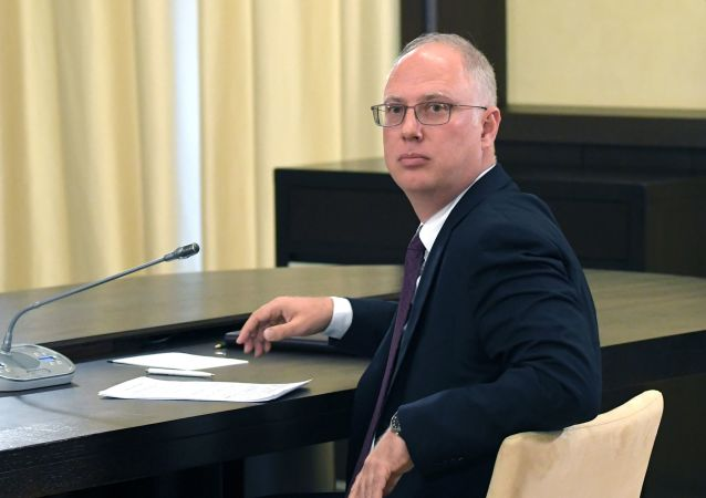 俄罗斯直接投资基金会主席基里尔•德米特里耶夫