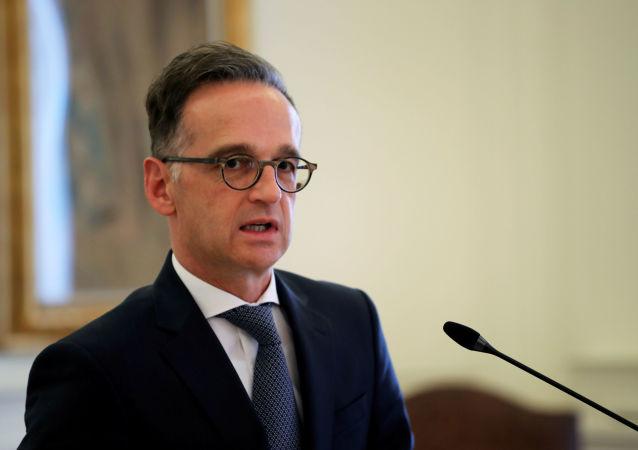 德国外长不排除欧盟领导人12月可能会讨论制裁土耳其问题