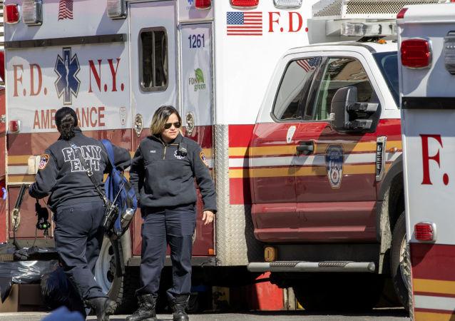 美国巴尔的摩天然气爆炸导致2人死亡7人受伤