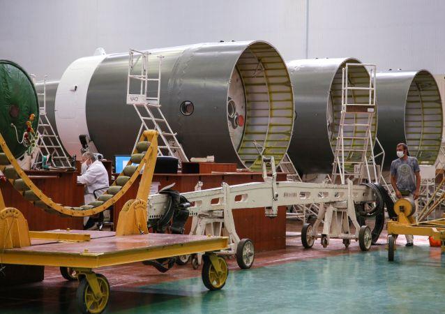 """俄""""进步""""火箭航天中心开始可重复使用火箭""""阿穆尔- LNG""""的初步设计"""