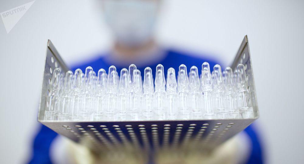 俄罗斯新冠病毒疫苗网站首日开通收到来自188个国家的访问流量