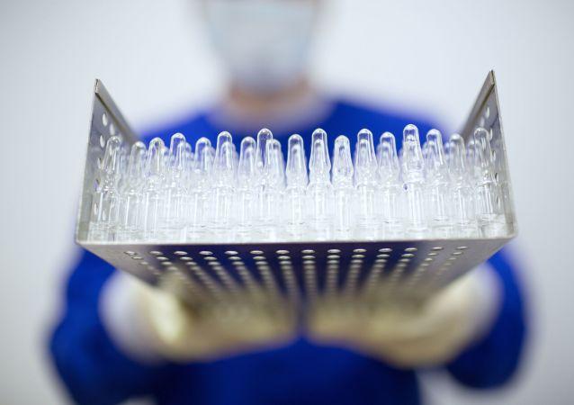 俄罗斯已完成超3320万次新冠病毒检测