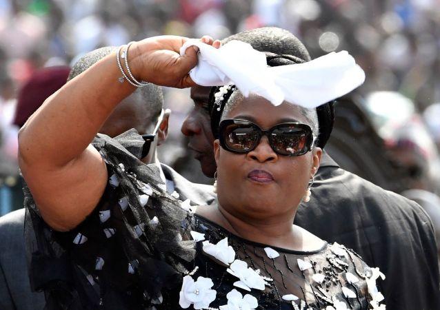 利比里亚副总统感染新冠病毒