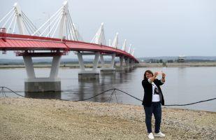 俄布拉戈维申斯克-中国黑河大桥的收费站将于5月21日投入运营