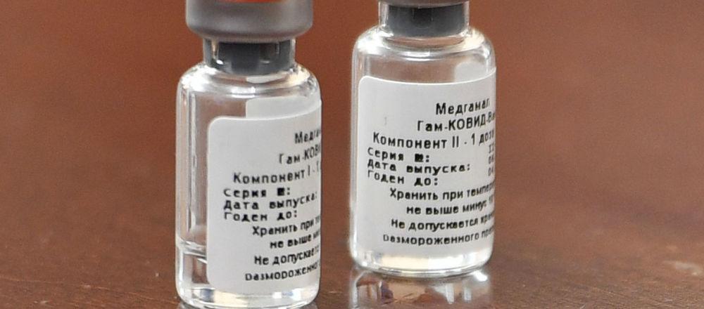 """伊朗外长宣布俄新冠疫苗""""卫星-V""""在伊朗注册"""