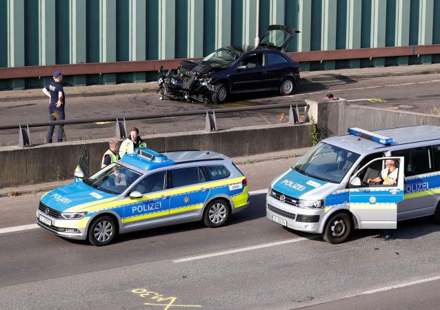 德国柏林克罗伊茨贝格区发生枪击事件