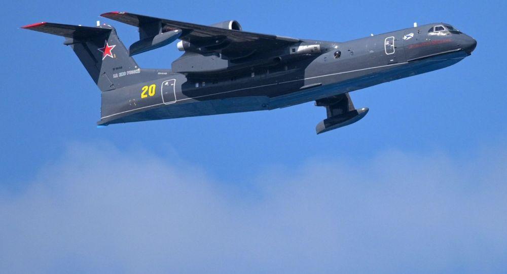 别-200水陆两栖飞机