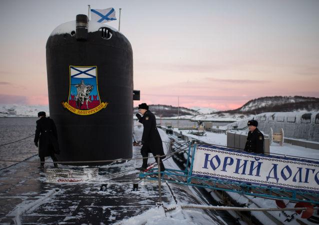 美海军老兵解释与俄潜艇作战会有何后果