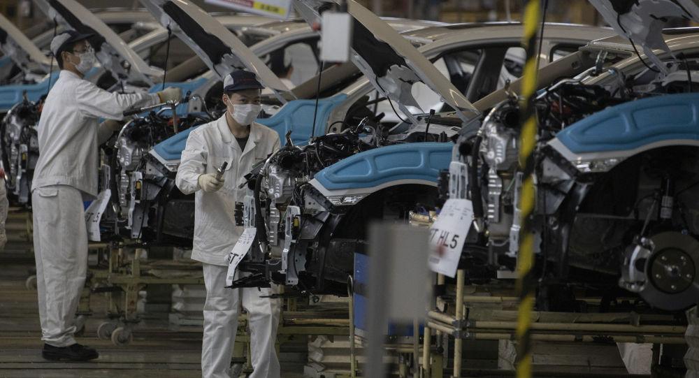 1—8月份中国规模以上工业企业利润下降4.4%