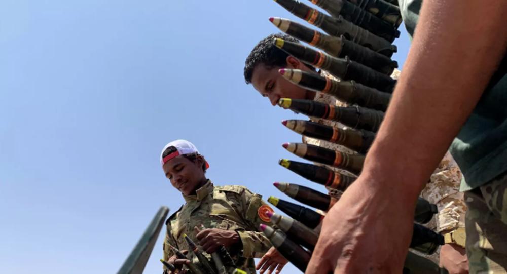 利比亚民族团结政府发表声明,宣布立即停火并暂停所有行动