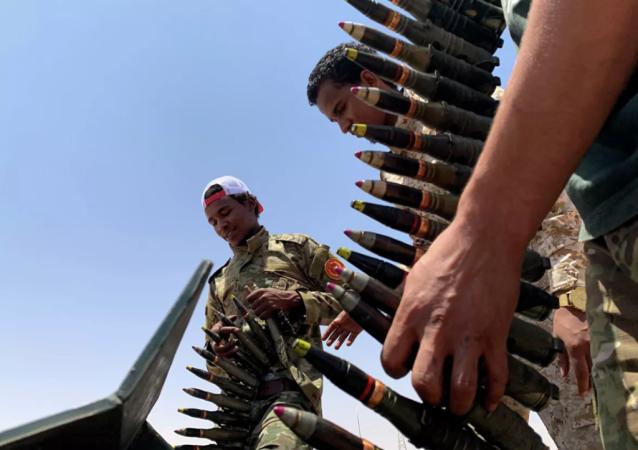 俄外长:俄方支持一切有关利比亚停火的倡议
