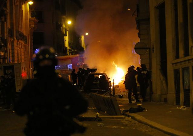 巴黎欧冠决赛结束后警方拘捕人数增至22人