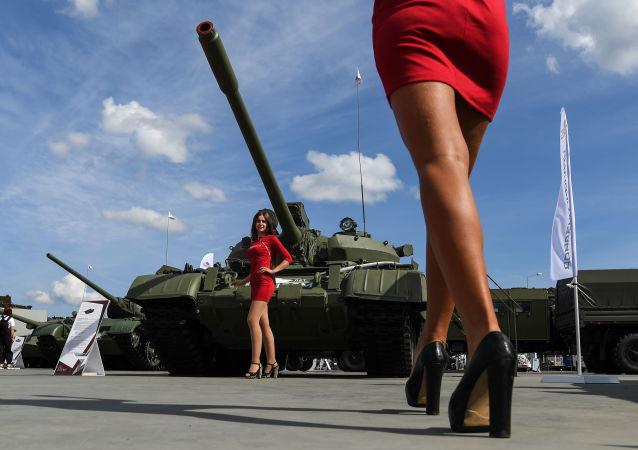 """""""军队-2020""""国际军事技术论坛"""