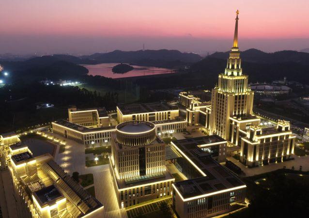 深圳北理莫斯科大学校区