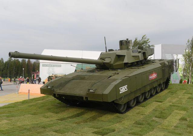 """""""阿玛塔""""T-14"""