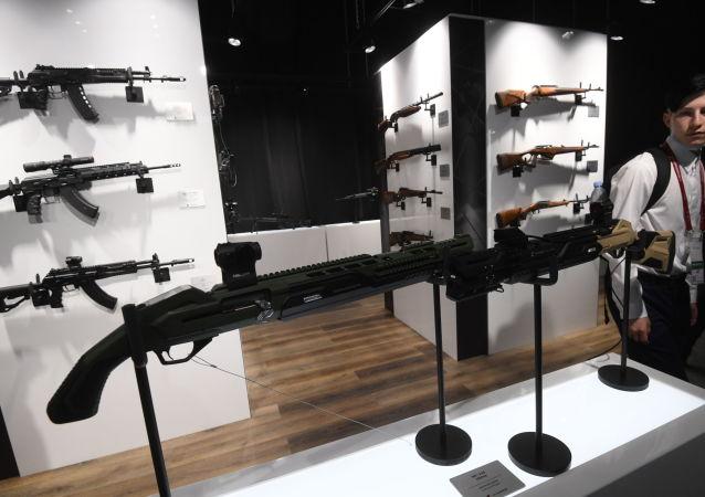 新型智能枪MP-155 Ultima