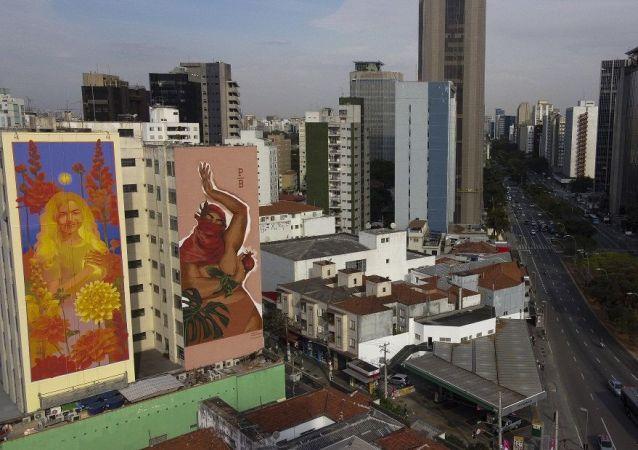 圣保罗,巴西