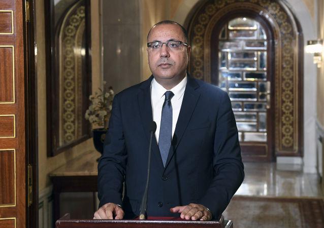 突尼斯总理希沙姆∙迈希希