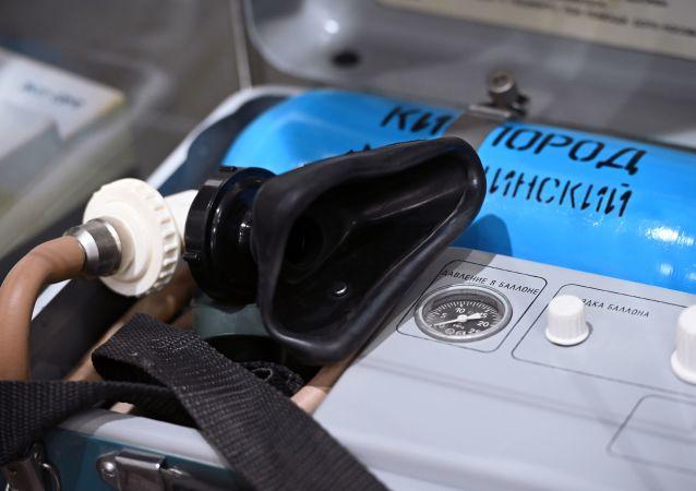 俄技集团研制出俄第一台具有安全CT功能的呼吸机