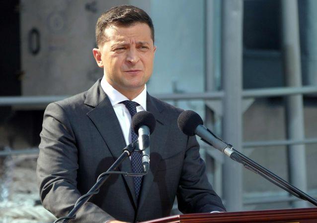 """乌克兰总统希望尽快举行""""诺曼底模式""""峰会"""