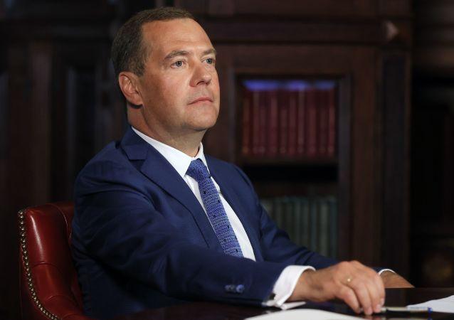 俄罗斯联邦安全委员会副主席梅德韦杰夫