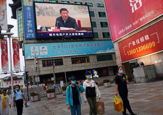 外媒:中国像摆脱全球金融危机一样,再次领先