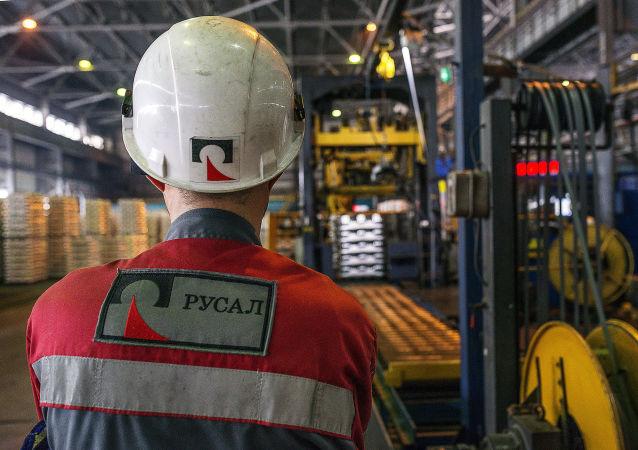 俄铝2020年铝产量达375.5万吨 同比回落0.1%