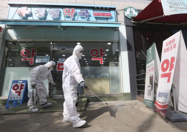 韩国将保有满足全国60%人口注射需求的COVID-19疫苗储备量