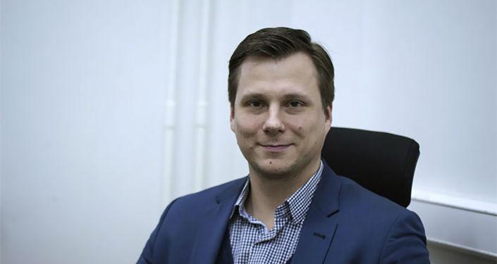 化学博士阿列克谢·塔拉索夫