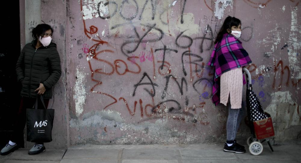 阿根廷累计新冠病毒感染病例超过一百万例