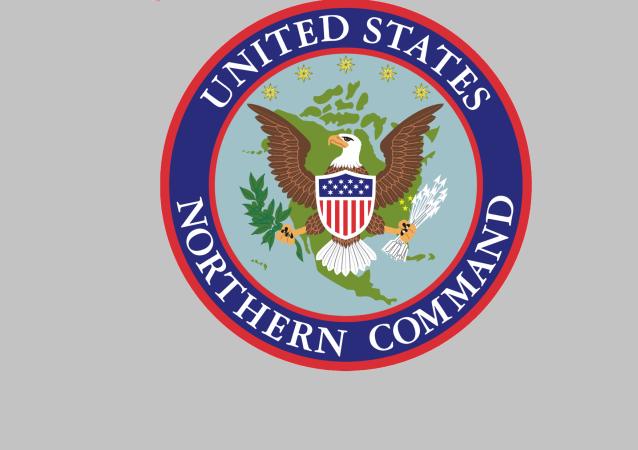 美国北方司令部徽章