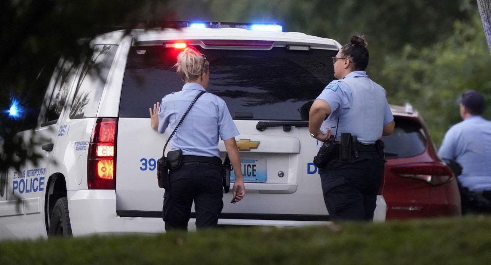 美国男子因枪击法院安全人员被起诉