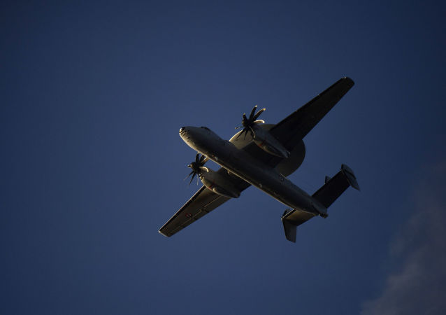 E-2C鹰眼飞机