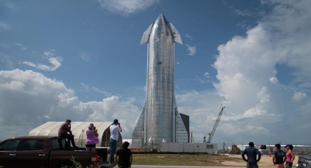 星际飞船 Starship