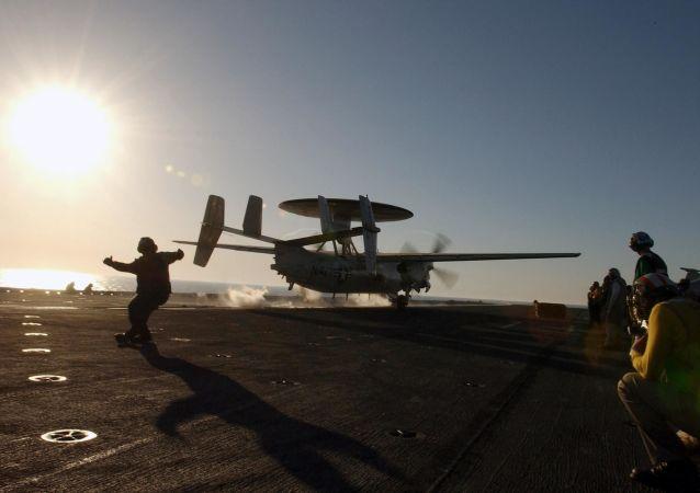 美国E-2C Hawkeye