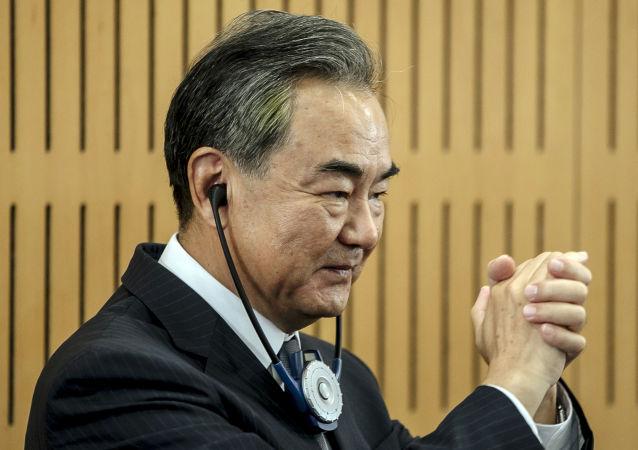 中国国务委员兼外长王毅
