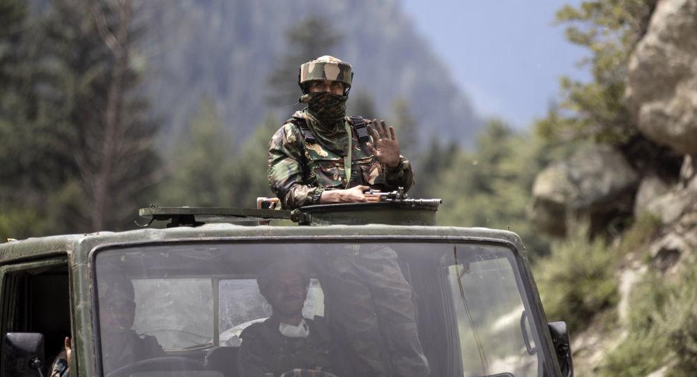 印度国防部称中印第七轮军长级有关拉达克边境地区会谈进展积极