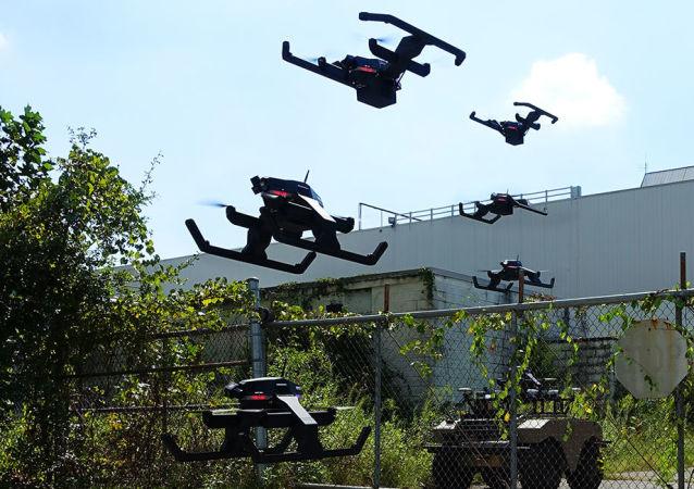 俄未来学家:全球无人机数量增加可能导致更多冲突