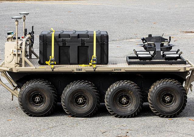 多用途机器人MUTT(8×8版本)
